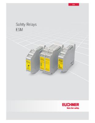 ESM Safety Relays