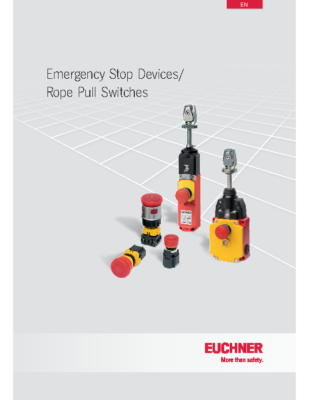 Emergency Stop Devices and Rope Pull Switches