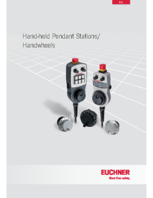 Hand-Held Pendant Stations and Handwheels