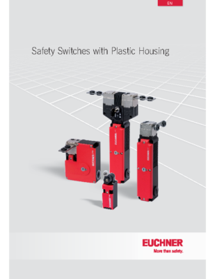 Safety Switches with Plastic Housing