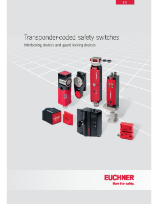 Transponder-coded safety switches